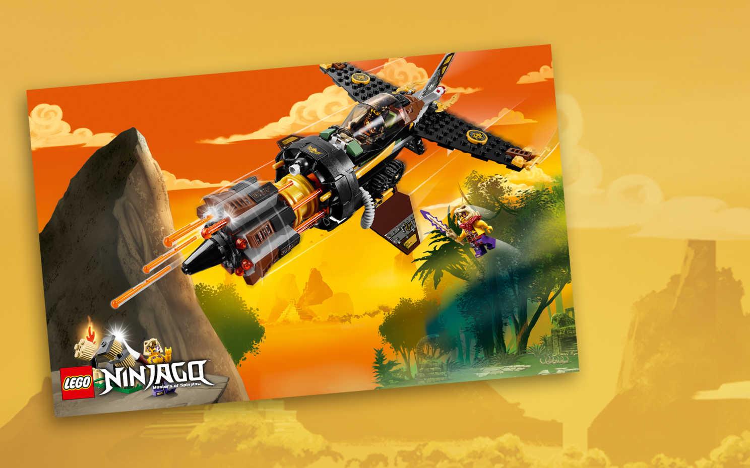 70747   Wallpaper   Activities   Ninjago LEGOcom 1488x929