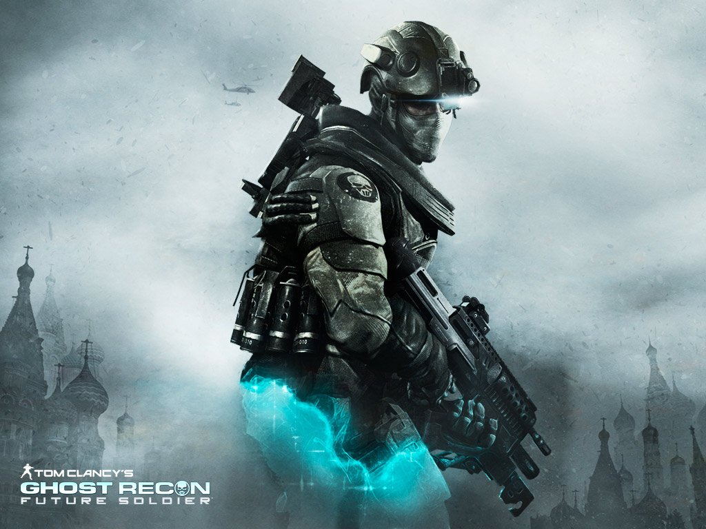 Tom Clancys Ghost Recon Future Soldier Wallpaper 1024x768