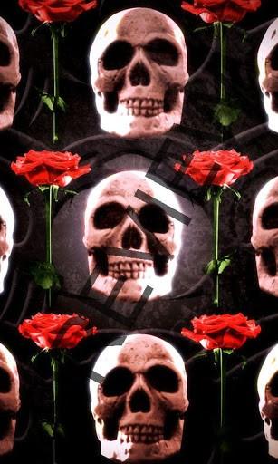 63 Vampire Skull Wallpaper On Wallpapersafari