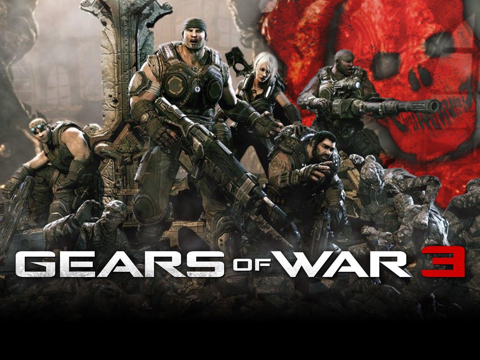 Gears of War 3 Wallpapers Risen Sources 1600x1200