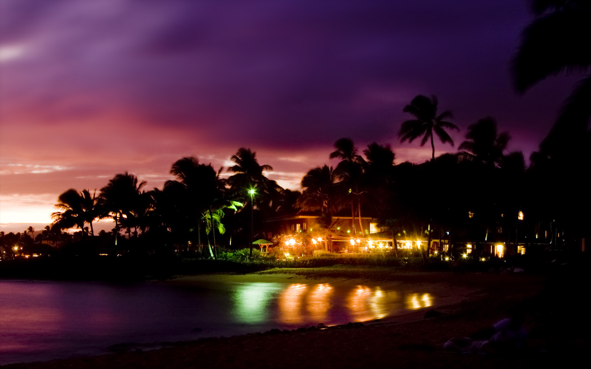 Hawaii Sunset Wallpaper, wallpaper, Hawaii Sunset Wallpaper hd ...