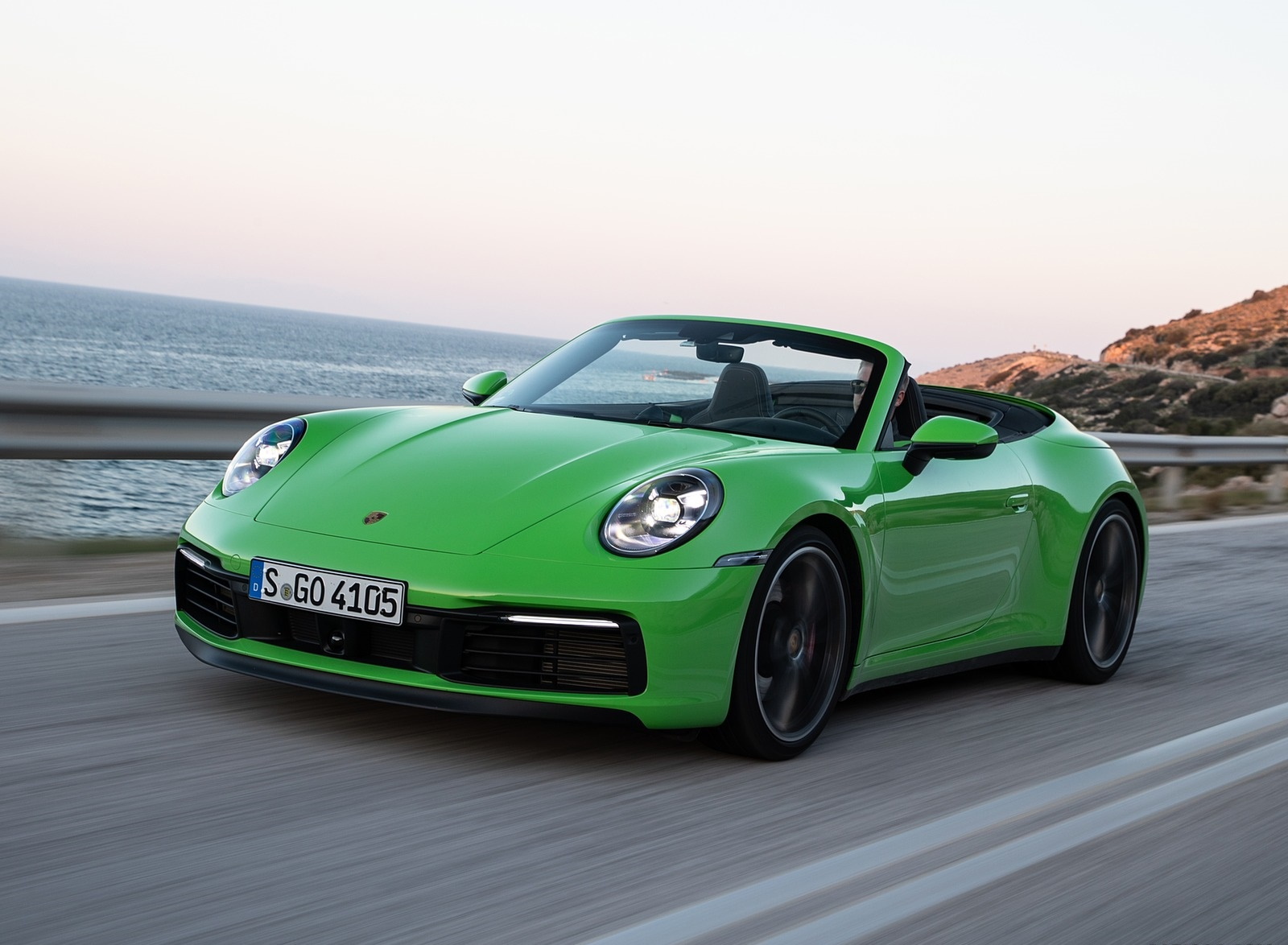 2020 Porsche 911 Carrera S And 4S Cabriolet Wallpapers 193 HD 1600x1174