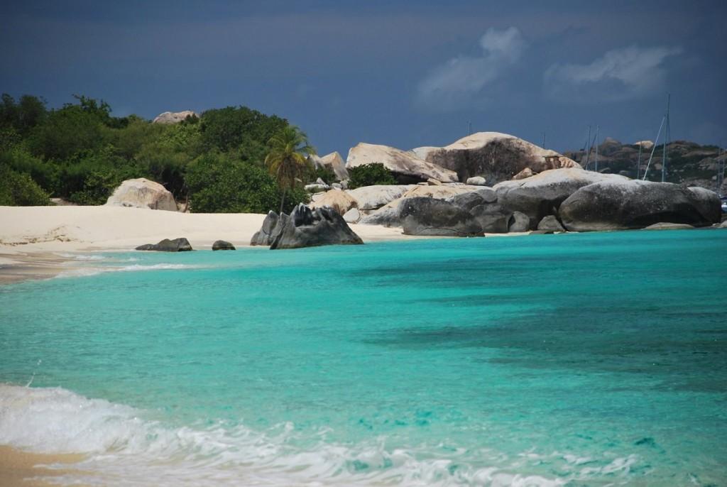 Us Virgin Islands Map Caribbean