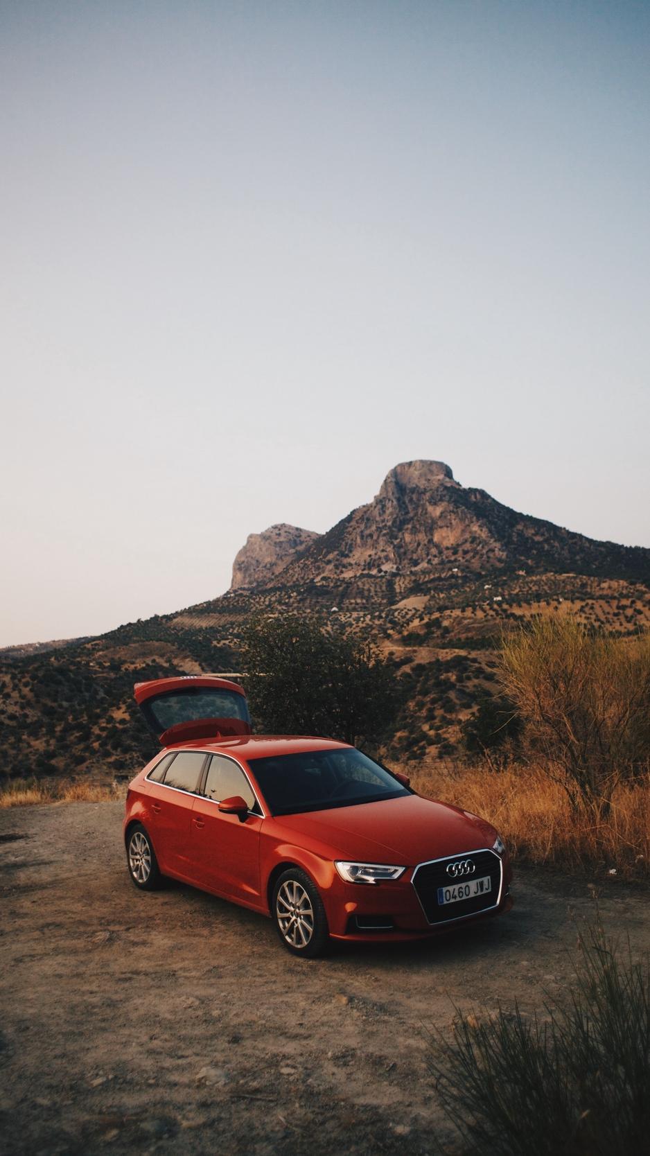 Free Download Download Wallpaper 938x1668 Audi Q5 Red