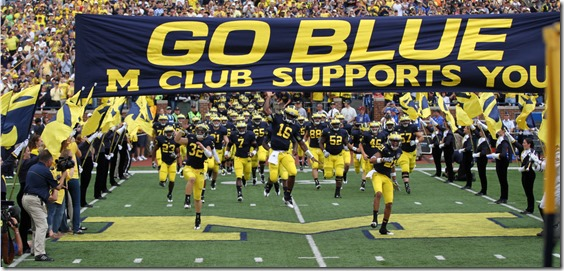 michigan wolverine wallpaper   wwwhigh definition wallpapercom 564x271