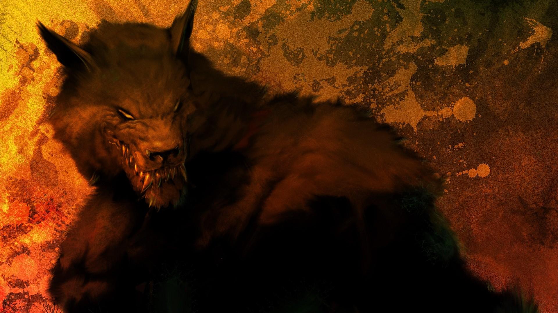 1920 X 1080 Werewolf Wallpapers Wallpapersafari