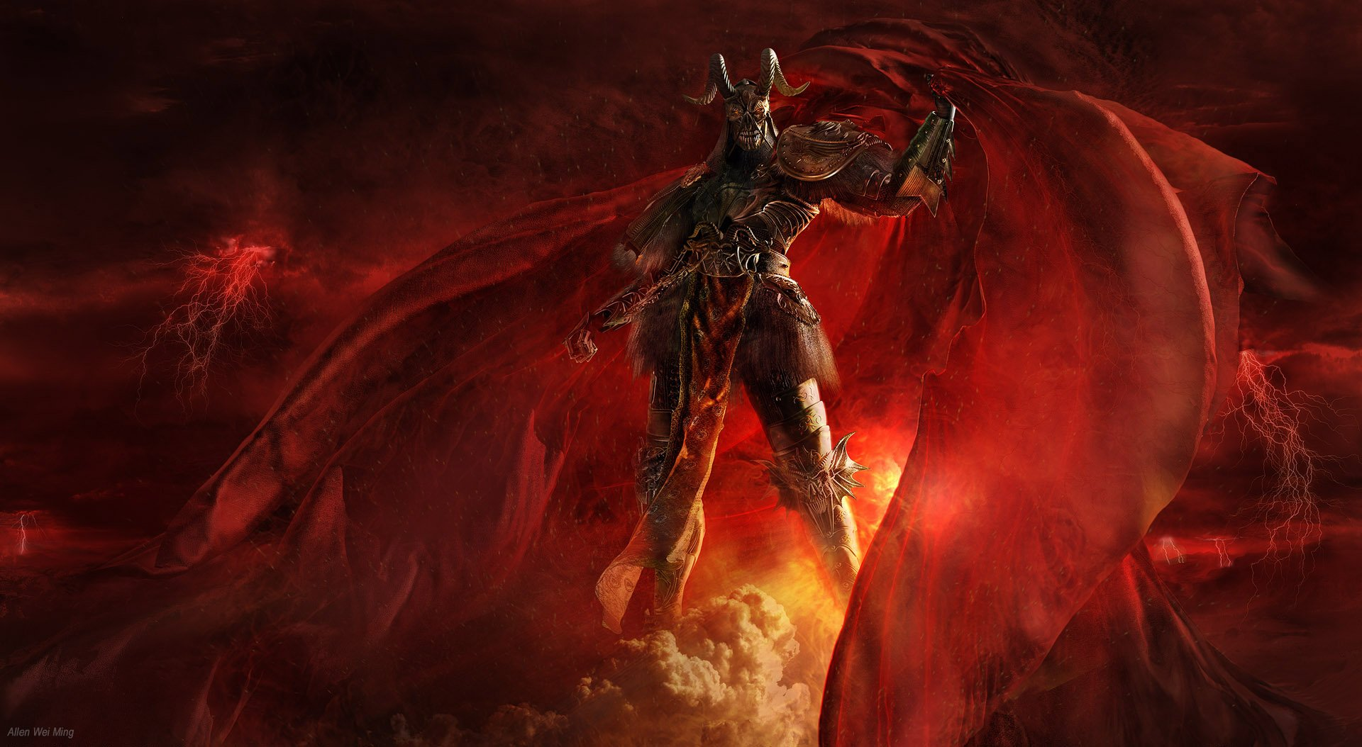 Hell Wallpapers HD Full HD Pictures 1920x1054