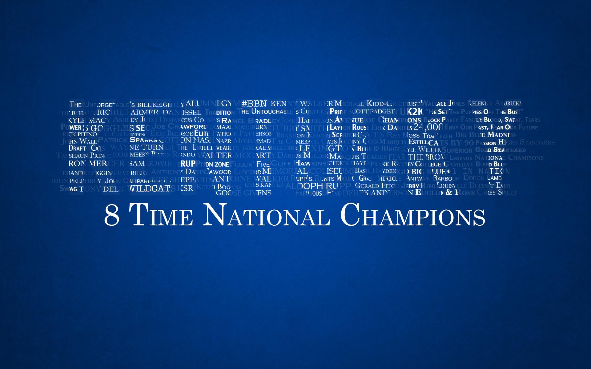 FunMozar Kentucky Wildcats Basketball Wallpapers 1920x1200