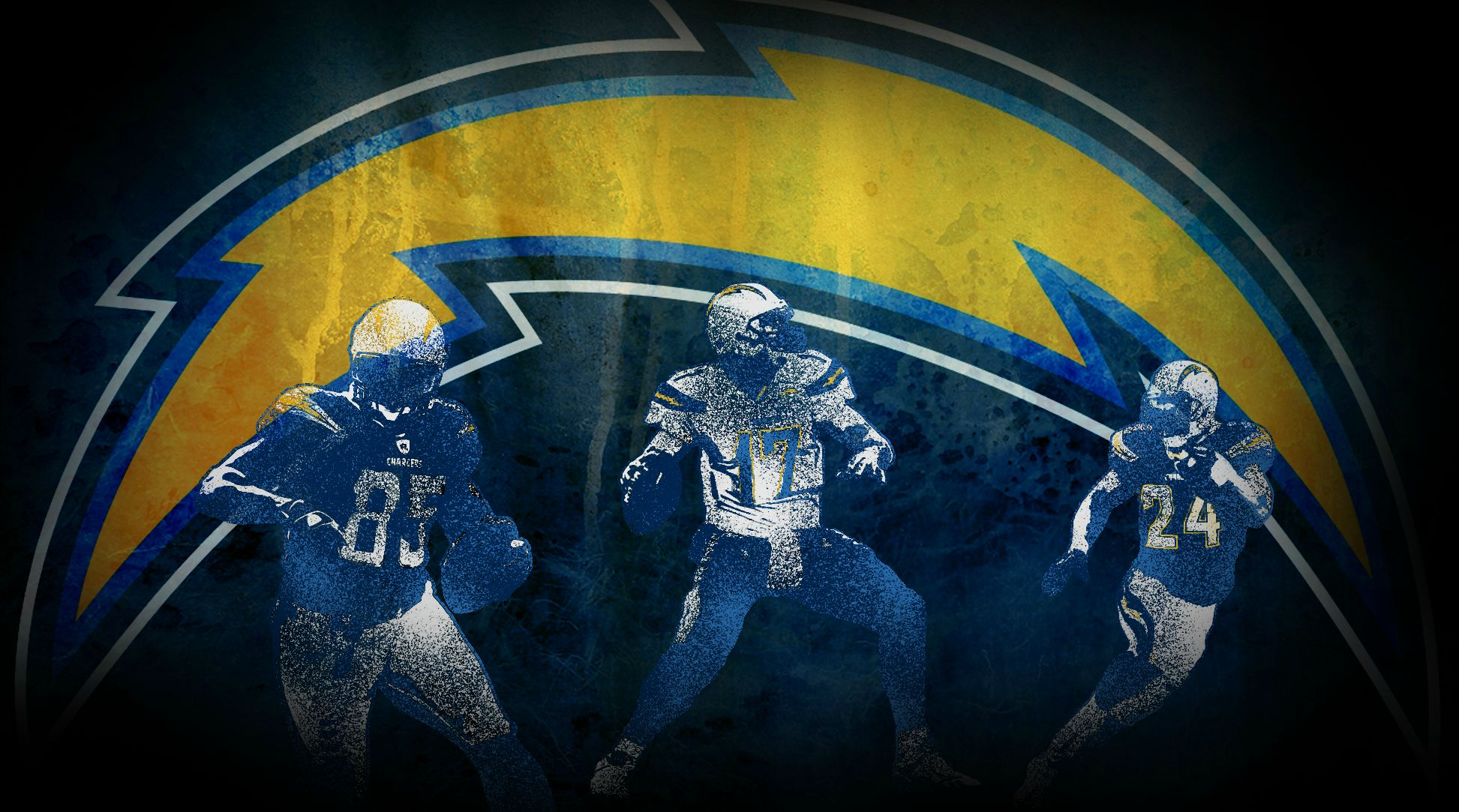 San Diego Chargers Wallpapers HD Wallpapers Early 1945x1083