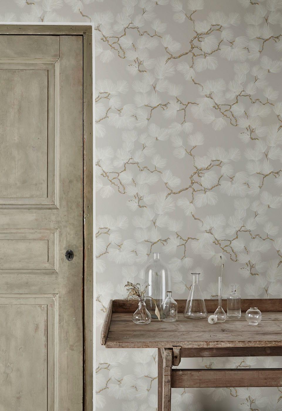 Pine Grey Sandberg Wallpaper 961x1400