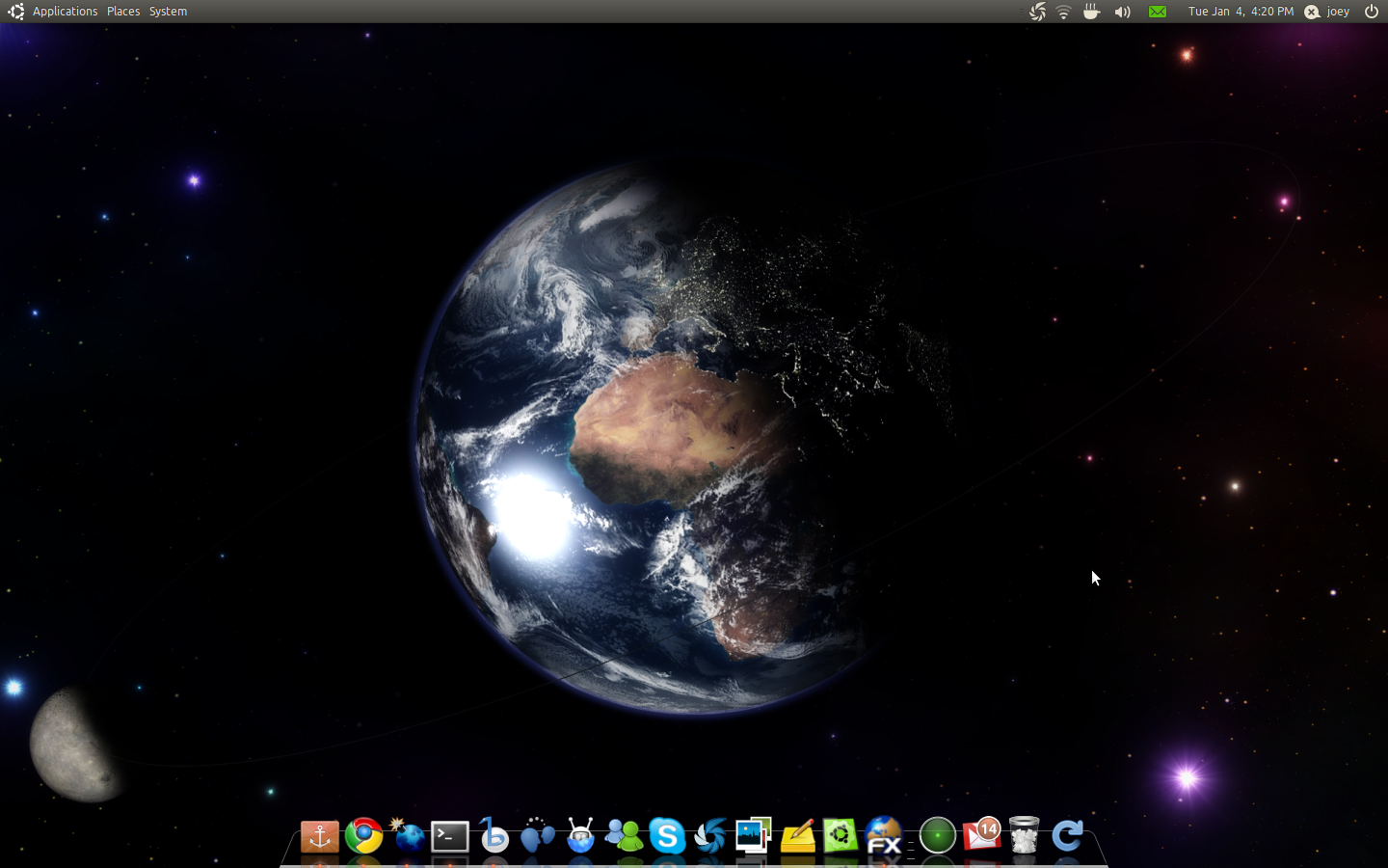 animated wallpaper desktop earth   wwwwallpapers in hdcom 1440x900