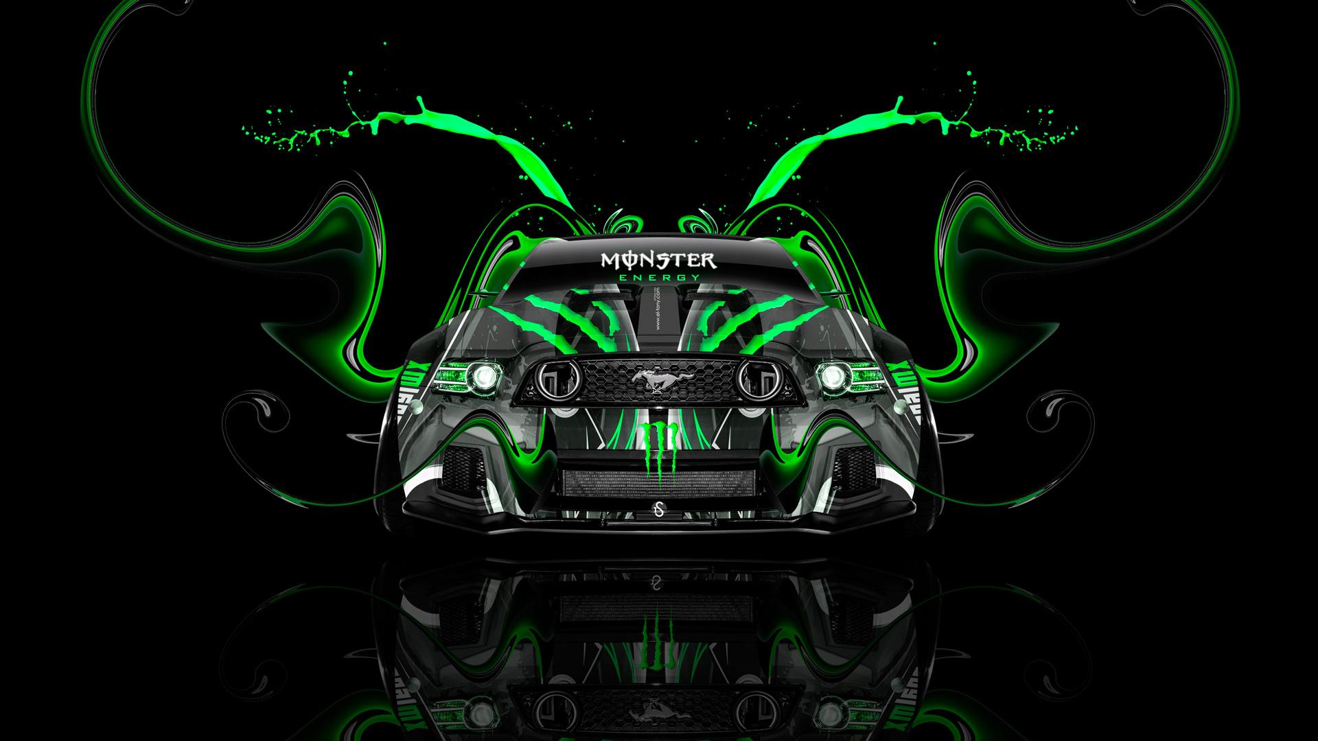 Plastic Car 2014 HD Wallpapers design by Tony Kokhan [wwwel tonycom 1920x1080