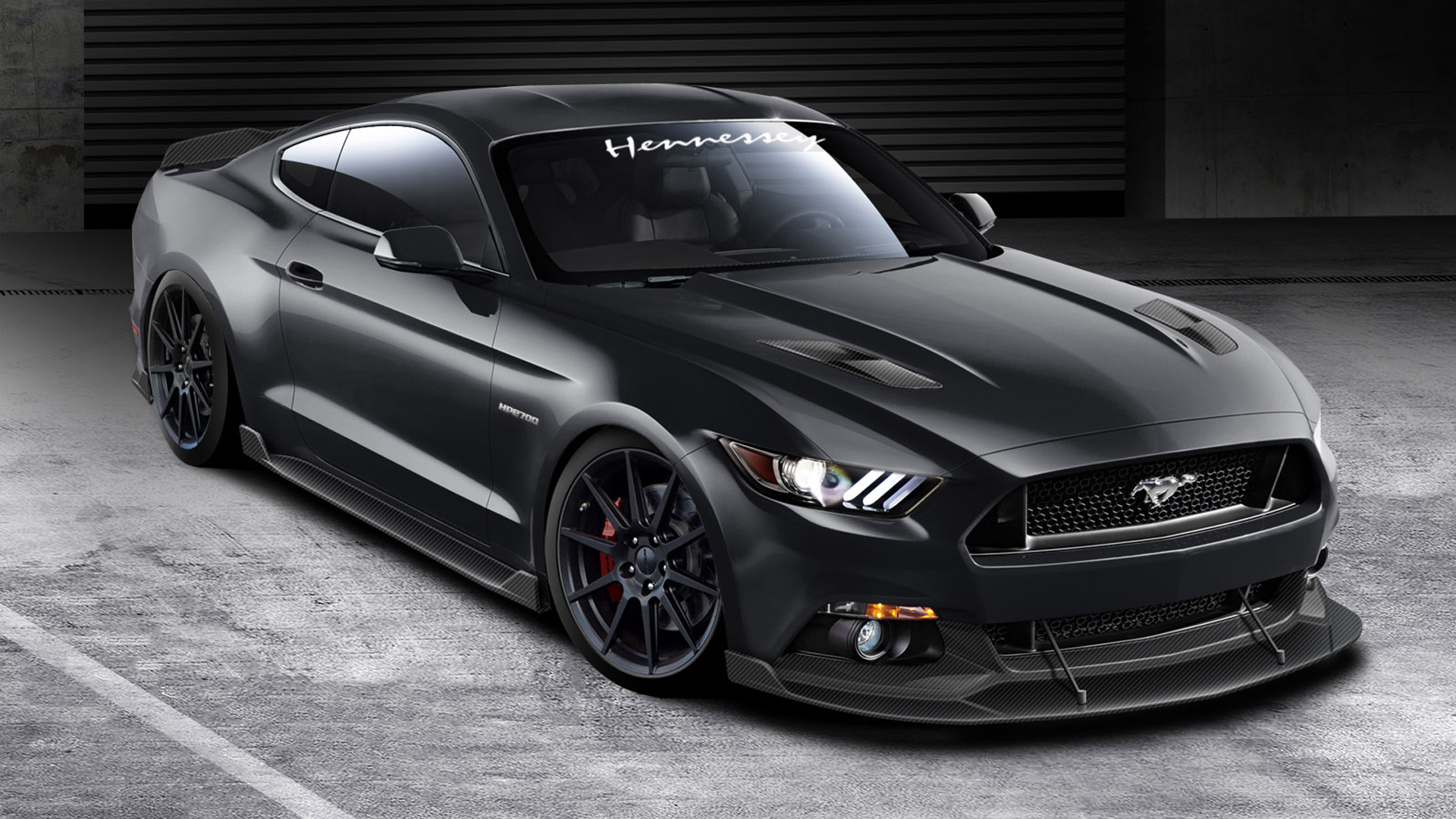 2015 Hennessey Ford Mustang GT Wallpaper HD Car Wallpapers 1920x1080