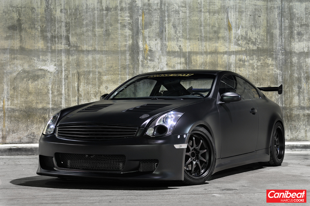 Infiniti G35 Coupe Wallpapers 1024x680