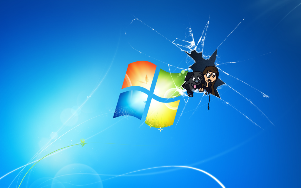 Blue Fire Background Wallpaper My desktop background by