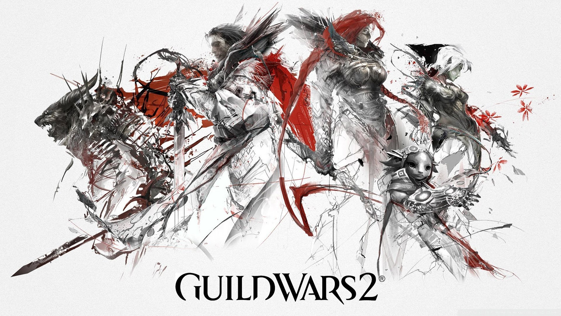 48+] Hd Guild Wars 2 Wallpaper on WallpaperSafari
