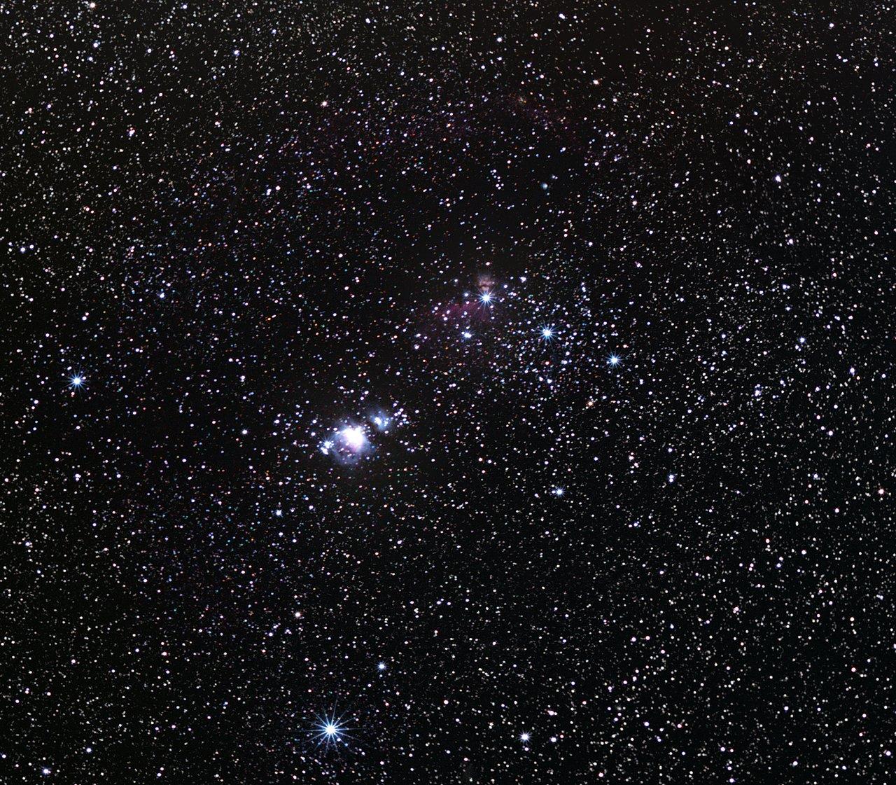 Orion Constellation Wallpaper - WallpaperSafari