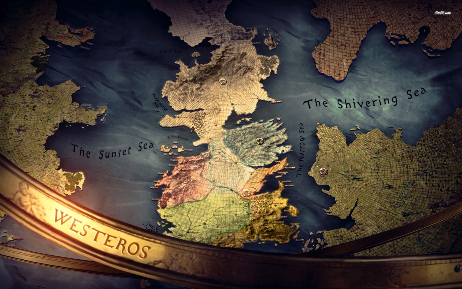 game of thrones karte wallpaper Game of Thrones Wallpaper Map   WallpaperSafari