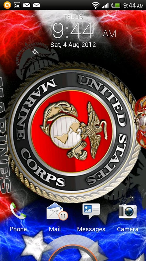 strut your marine corps spirit and support your brothers this animated 506x900