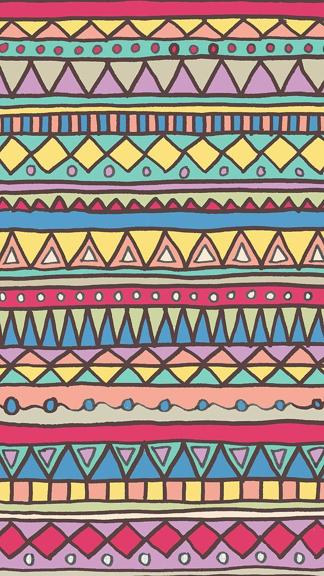 Free Download Aztec Background Iphone Wallpapers Pinterest