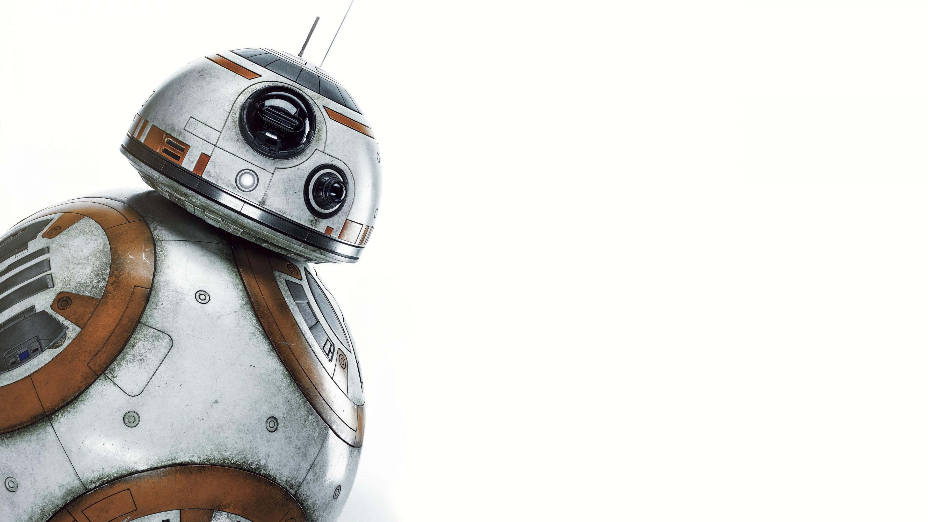 download Star Wars BB 8 Droid 4K 5K Wallpapers HD Wallpapers 3840x2160