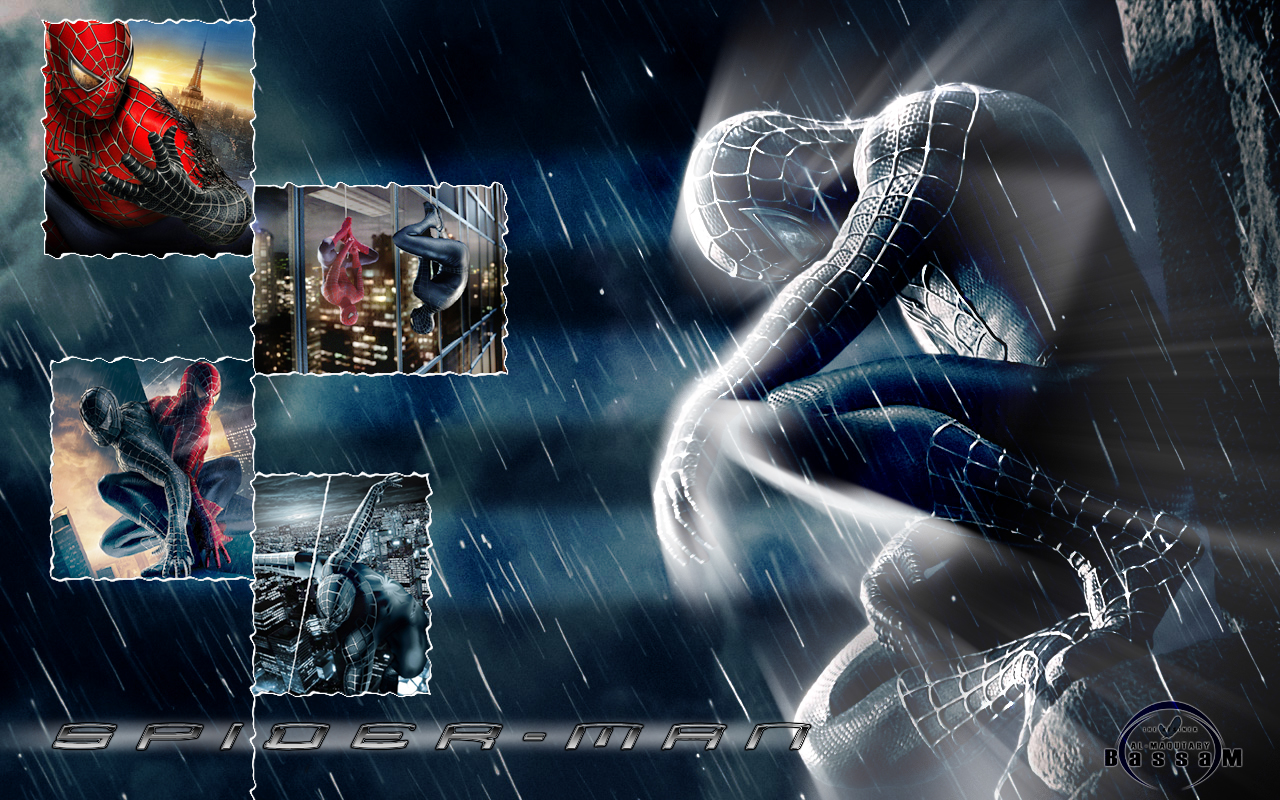 Spider man 3 1 wallpapers Spider man 3 1 stock photos 1280x800