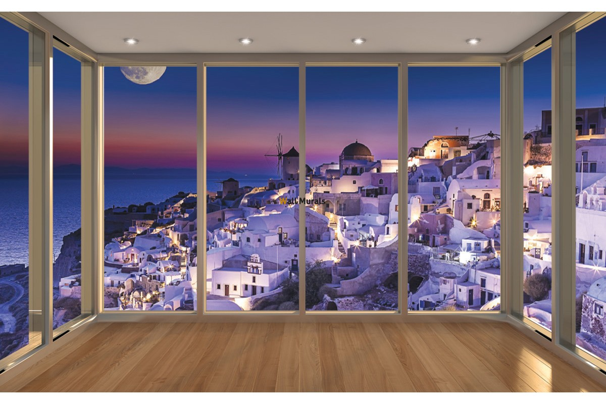 SANTORINI window gold [1200x800 ...