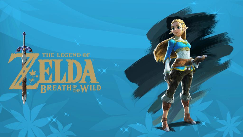 Free Download Breath Of The Wild Wallpaper Zelda By Azure
