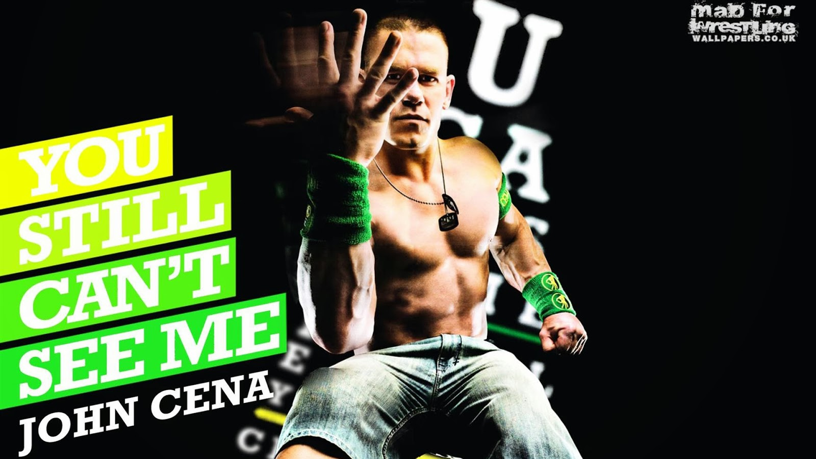 John Cena Wallpaper HD   Download Wallpapers HD 1600x900