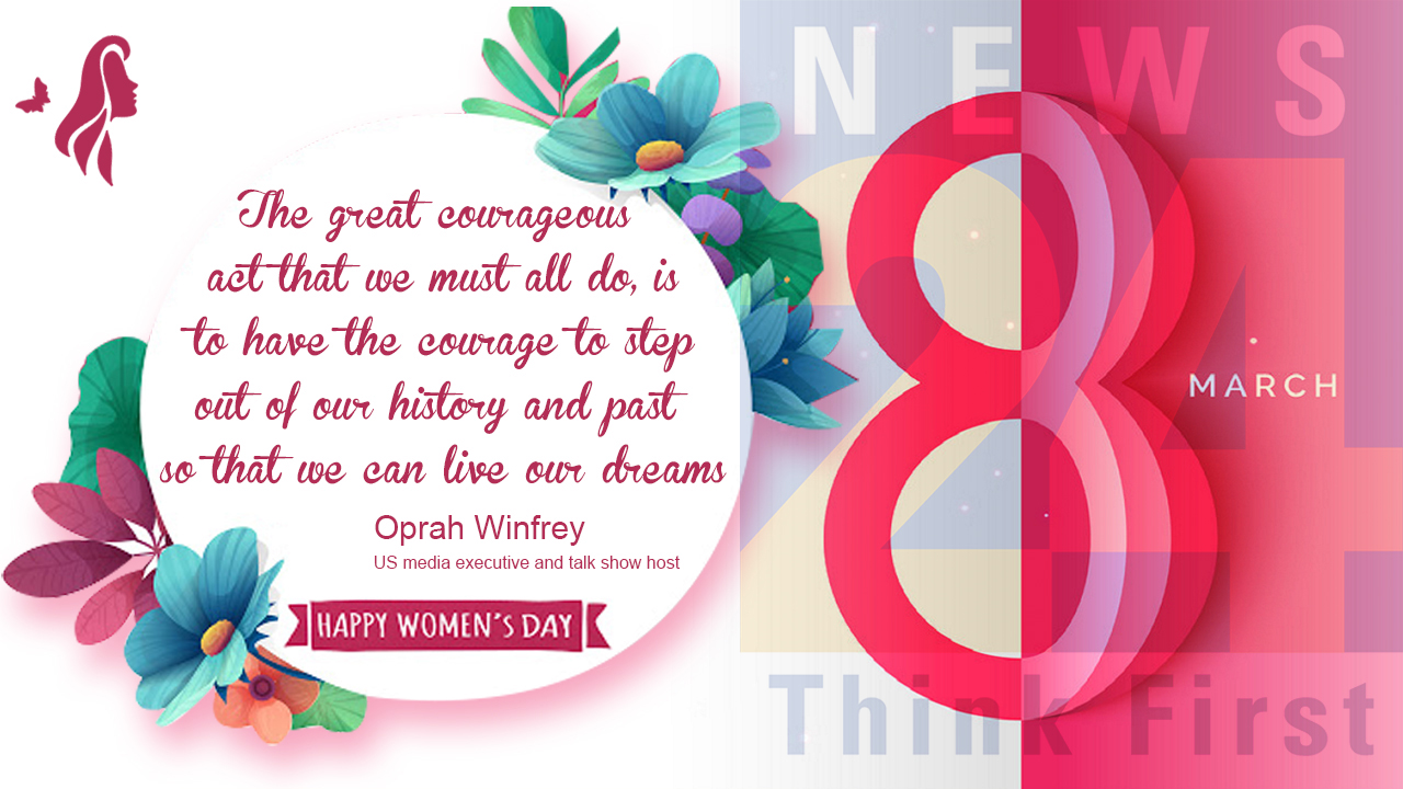 Happy Womens Day 2020 Womens Day Quotes Messages Images 1280x720