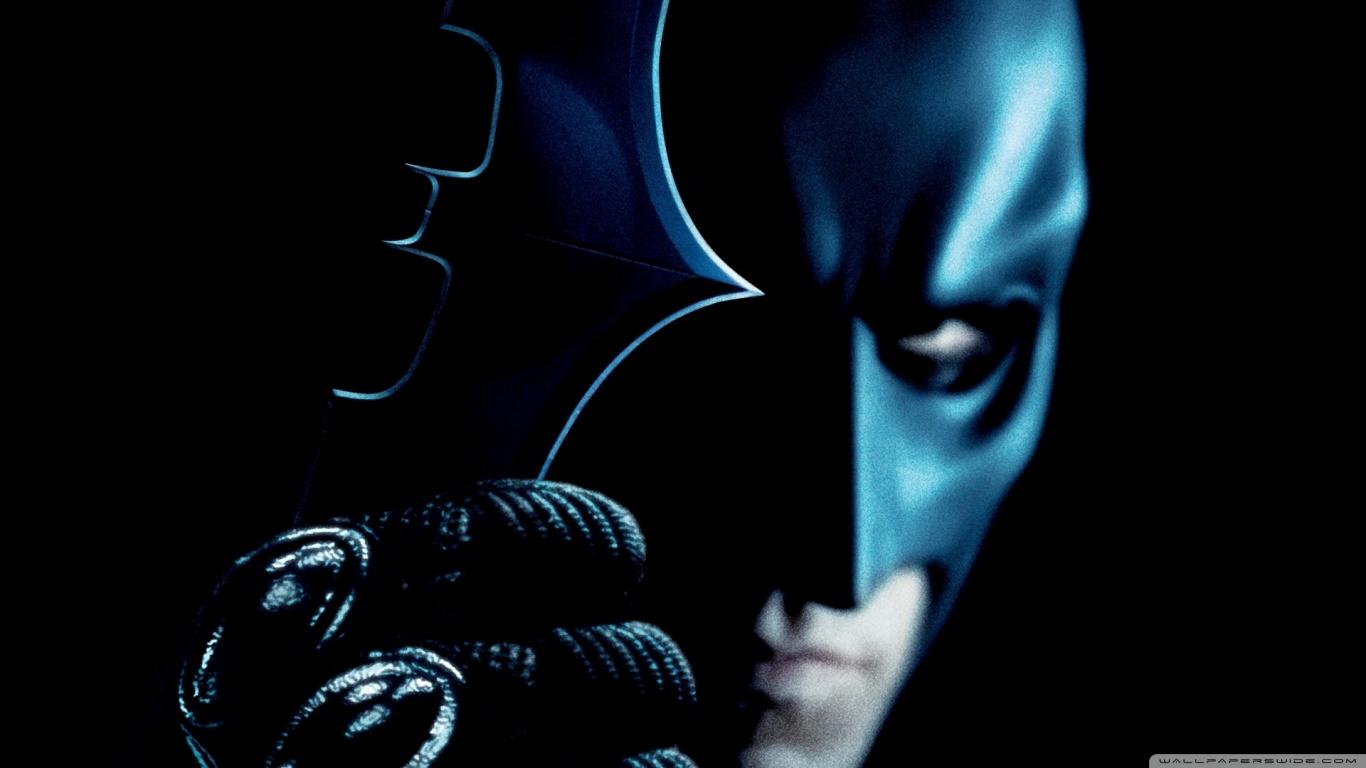 Batman Wallpapers The Dark Knight Desktop Wallpapier 1366x768