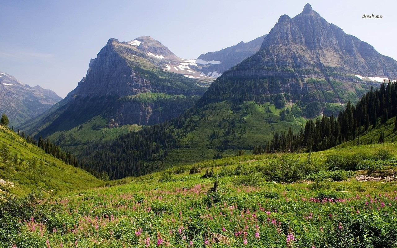 Glacier National Park wallpaper   Nature wallpapers   15752 1280x800