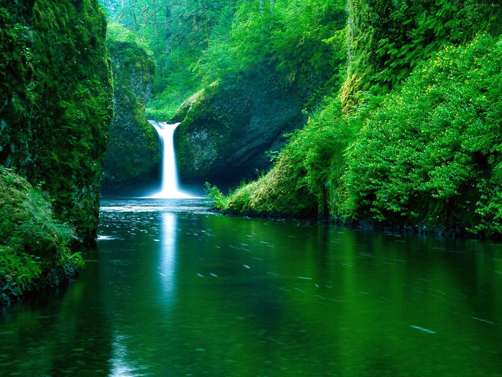 Waterfall Wallpaper 49 1600x1200