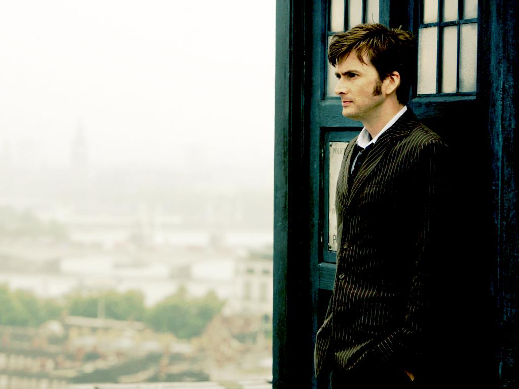 David Tennant Doctor Who Wallpaper - WallpaperSafari