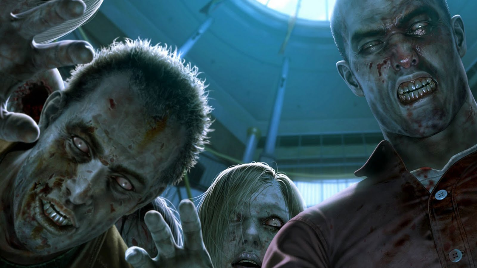 Zombie Apocalypse HD Wallpapers Download Wallpapers in HD for 1600x900