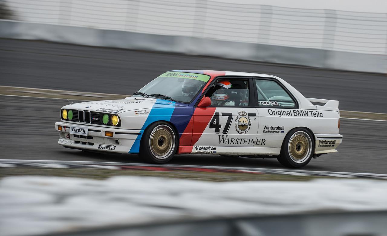 Historic Touring Car Racing