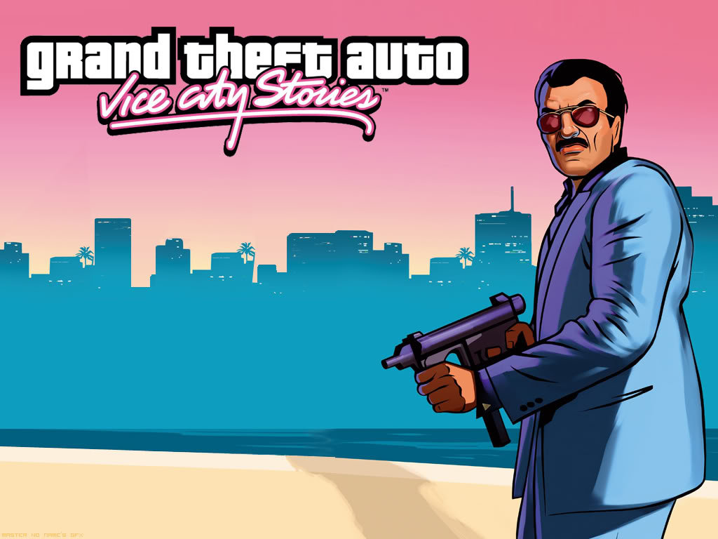 Free Download Grand Theft Auto Vice City Hd Wallpaper 14 1024 X