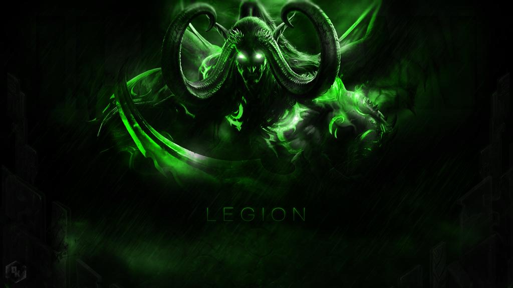 Legion Wow Wallpaper