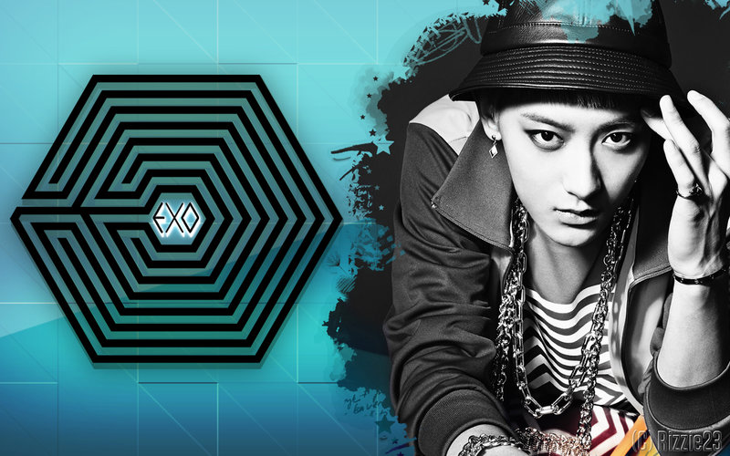 EXO M Taos Overdose Wallpaper by Rizzie23 800x500