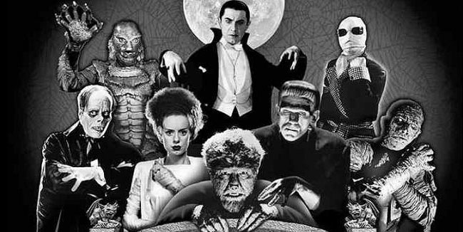 for classic universial horror movie monsters biography wallpaper 650x326