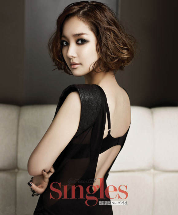 Park Minyoung for Singles   Kpop Photo 27962030 580x700