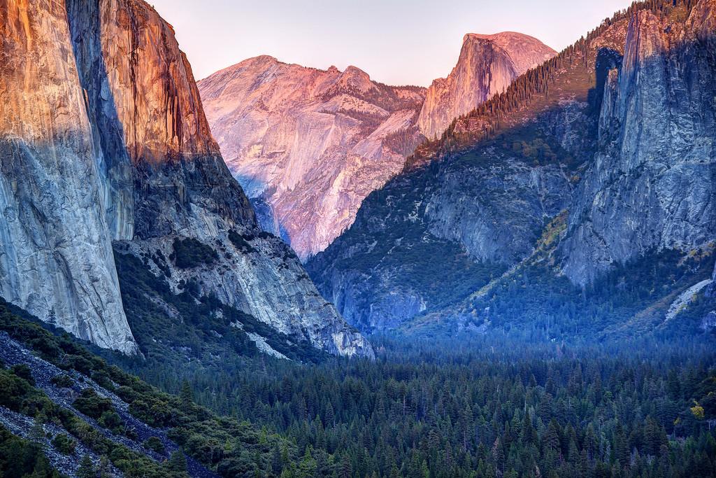 Yosemite wallpapers that arent El Capitan beautiful stuff 1024x683