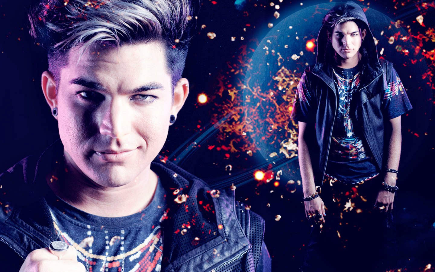 30 Adam Lambert Full HD Quality Background Pictures GsFDcY 1440x900