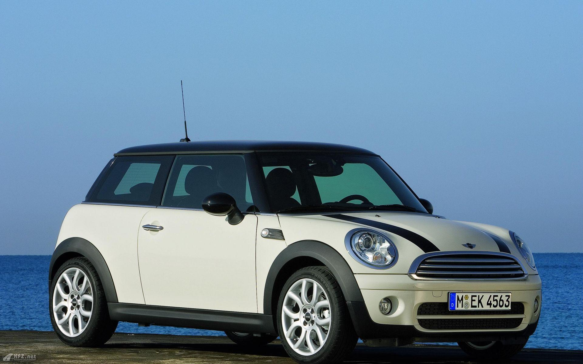 Mini Cooper Wallpapers 1920x1200