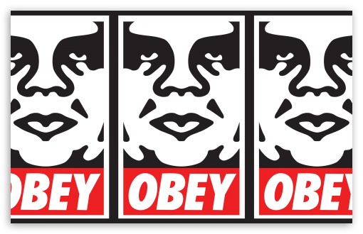 Obey HD wallpaper for Wide 1610 53 Widescreen WHXGA WQXGA WUXGA WXGA 510x330