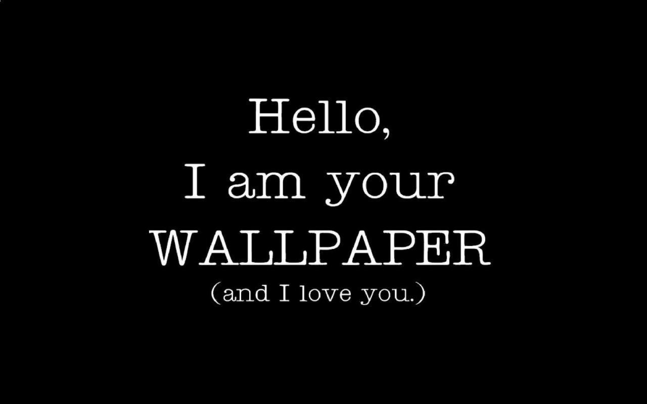 1280x800 I am your WALLPAPER desktop PC and Mac wallpaper 1280x800