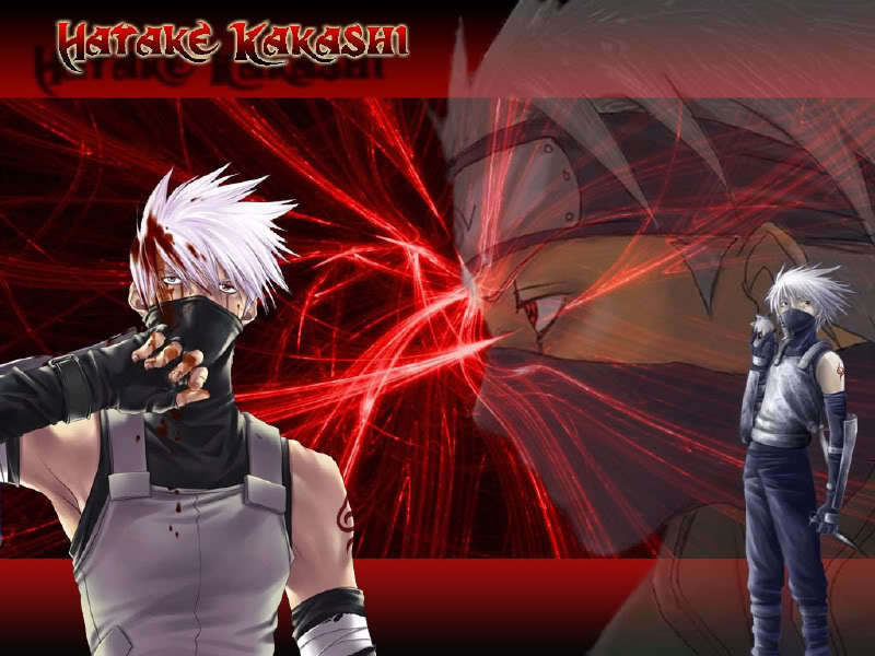 anbu kakashi wallpaper   Naruto Desktop and mobile wallpaper 800x600