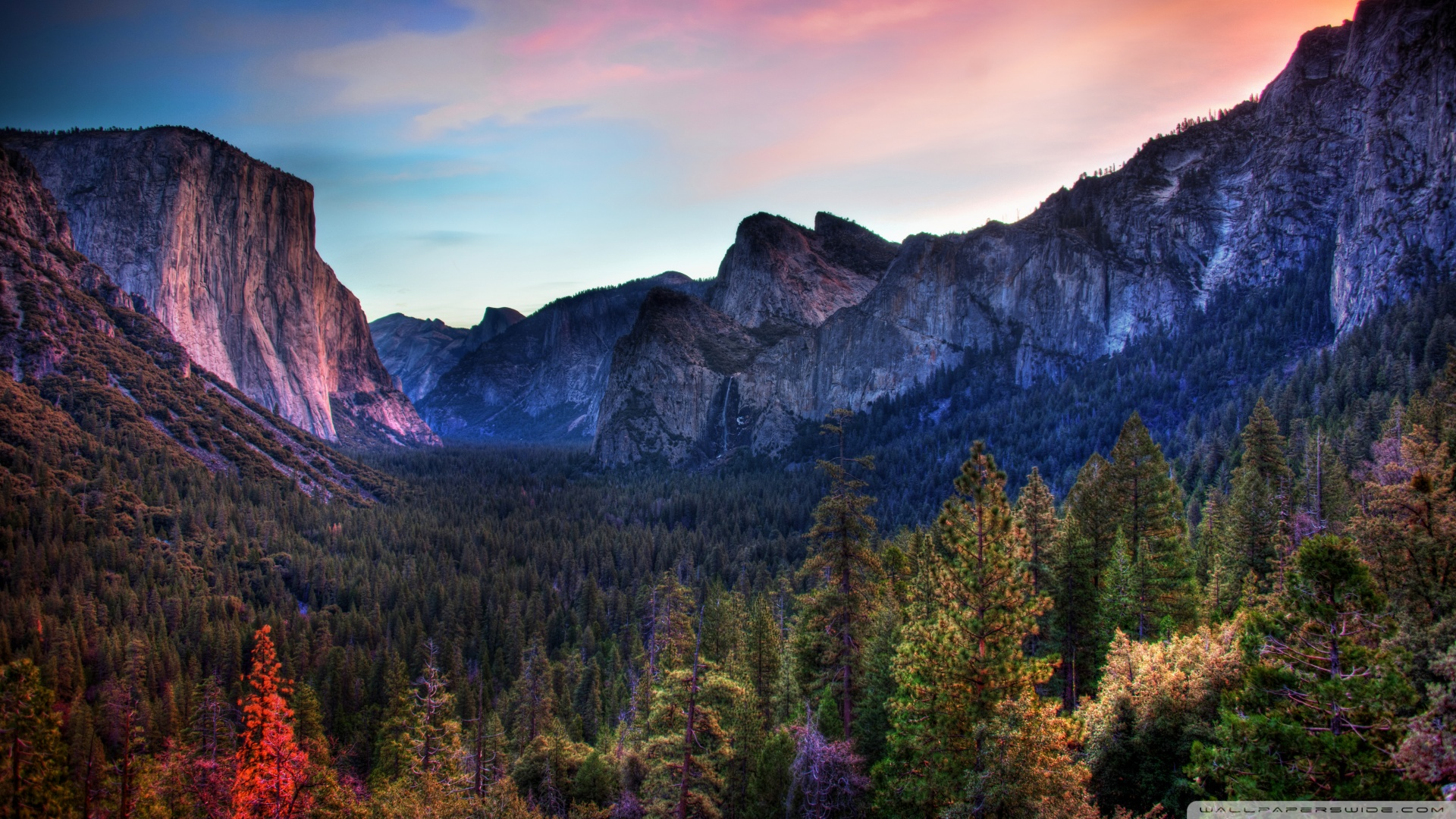 time get your big and beautiful OS X El Capitan wallpapers here 1920x1080