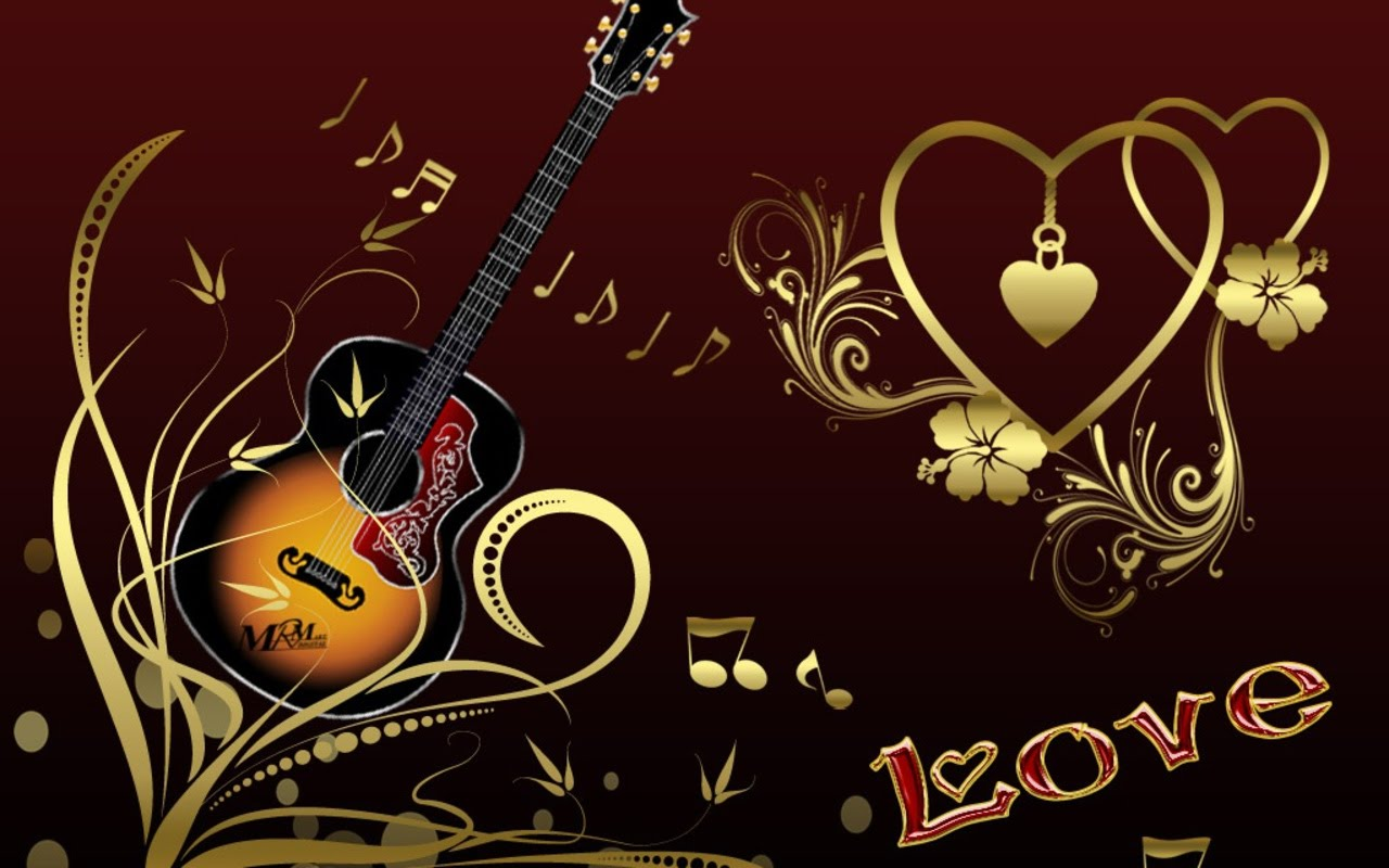 Wallpaper Provider Guitar Wallpaper   Set 01 1280x800