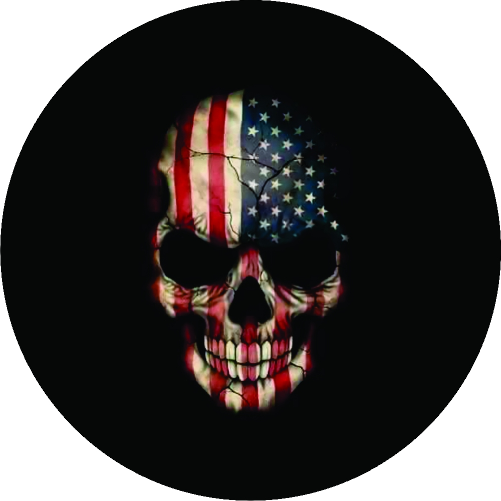 American Flag Punisher Skull Wallpaper Wallpapersafari